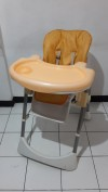 Mothercare High Chair - Orange