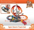 Hot Wheels  Spin Storm Track Set