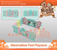 Ibebe - Marshmallow Pool Play zone
