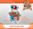 ELC - Little Cook Kitchen - Red