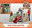 Little Tikes - Rock Climb and Slide