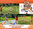 Little Tikes - Easy Score Soccer, Hockey and Lacrosse Set