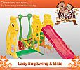 Ching ching - Lady Bugs Swing And Slide