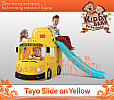 Paso - Tayo Slide on Yellow